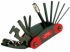 Jeu de clés «outils pour vélo Biketool» n°906