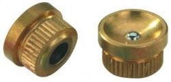 Graisseur genre «Lub» fixation rapide DIN 3405 M4 laiton