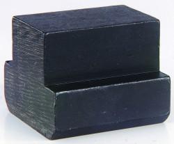 Tasseau ébauché pour rainure en T N°508ST 14mm X 14mm acier traité Cl.8
