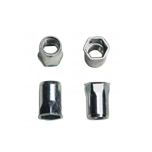 Vis 3mm à métaux à tête cylindrique Cruciforme INOX 304  ISO 1207 M3