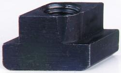 Tasseau losange pour rainure en T N°510 24mm X 28mm acier traité Cl.10