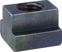Tasseau pour rainure en T DIN 508 16mm X 18mm acier traité Cl.10