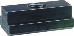 Tasseau série longue pour rainure en T N°508L 6mm X 8mm acier traité Cl.10