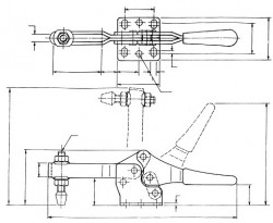 Sauterelle HH 351-B