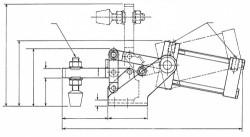 Sauterelle AC 250