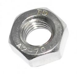 Ecrou hexagonal HU DIN 934 M4 X 0.70 inox A2