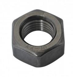 Ecrou hexagonal HU DIN 934 M8 X 1.25 inox A4-70