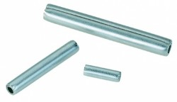 Goupille élastique spiralée - série moyenne ISO 8750 2.5 X 10mm inox 304 SPIROL®