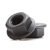 Ecrou hexagonal à embase crantée DURLOCK® acier classe 12