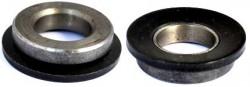 Rondelle plate élastique tournante acier XC75