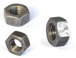 Ecrou hexagonal HU ISO 4032 M12 X 1.75 acier cl.8