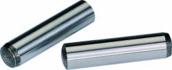 Goupille cylindrique rectifiée trempée DIN 6325 6mm X 24mm acier