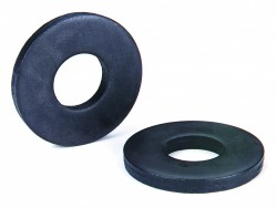 Rondelle épaisse de bridage DIN 6340 6mm acier traité 350+80HV 30  REF 82818