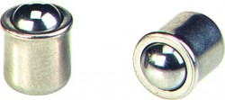 Poussoir d'indexage 8mm inox A2
