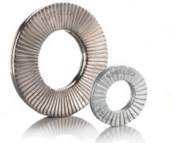 Rondelle de blocage (paire de ) SERIE LARGE 10mm acier Delta-Protekt® NORD-LOCK®