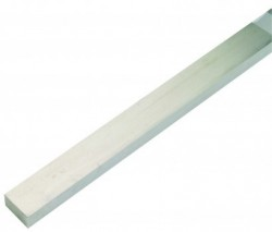Barreau à clavette DIN 6680 Tolérance h9 6mm X 6mm X 1000mm inox 316TI