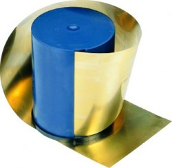 Dévidoir ruban de précision 100mm X 5m X 0.20mm inox
