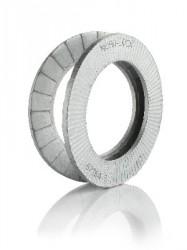 Rondelle de blocage (paire de) 5mm ( #10) acier Delta-Protekt® NORD-LOCK®