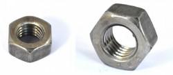 Ecrou hexagonal HU DIN 934 M12 X 1.75 acier cl.l8l